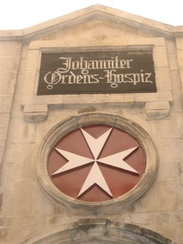 Johanniter Hospital in Jerusalem